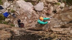 Kletterschuhe im Test fürs Felsklettern